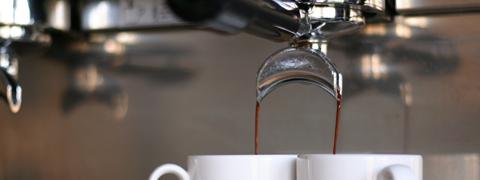 Test af espressomaskine er en god ide