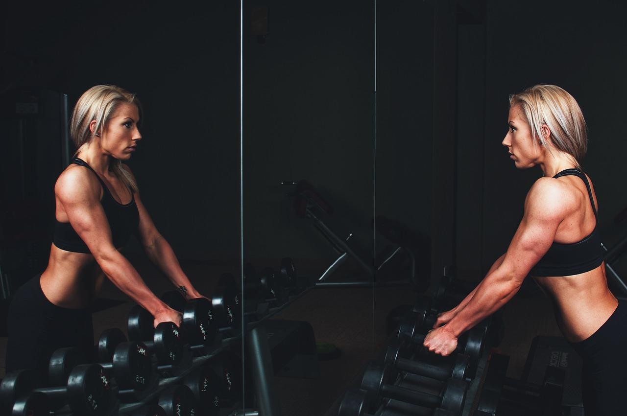 Kom i form med fitness