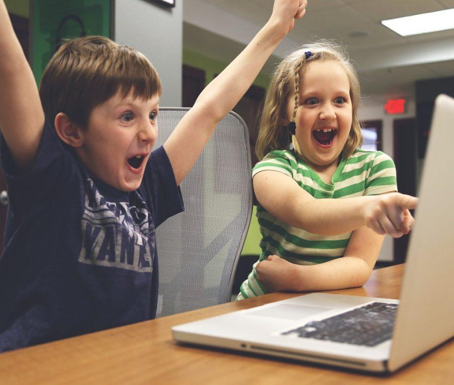 Populære gamer stole til børn