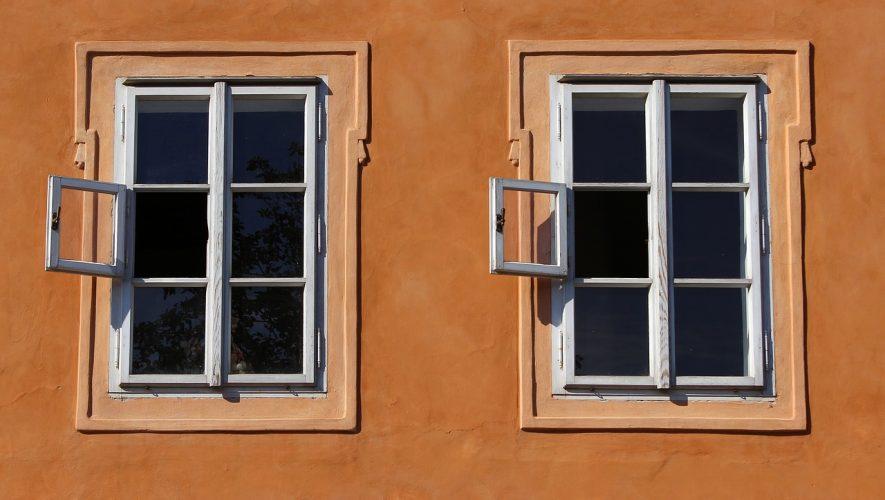 Plastik vinduer er langtidsholdbare