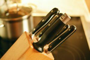 køkkenknive