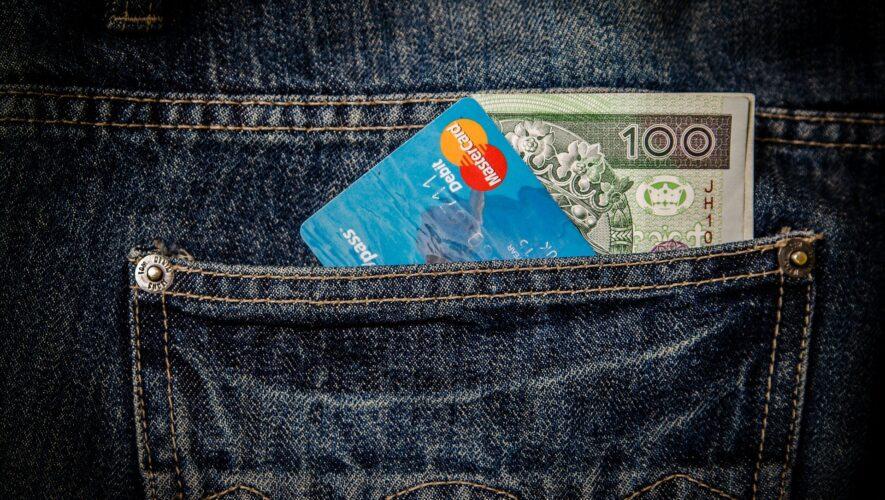 Penge i lomme