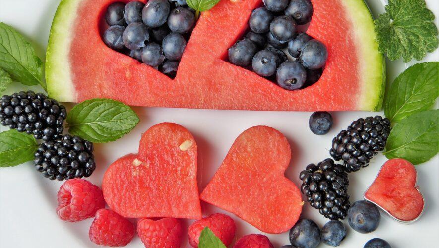 Lækker frugt