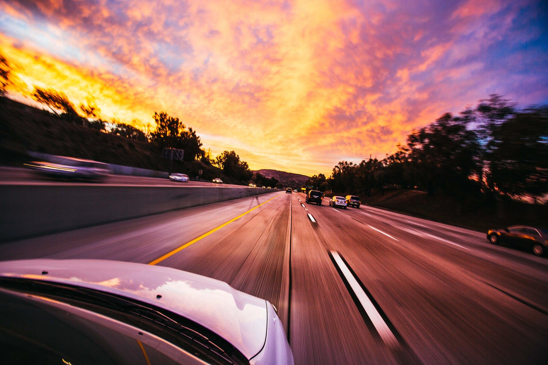 Kørsel på vej