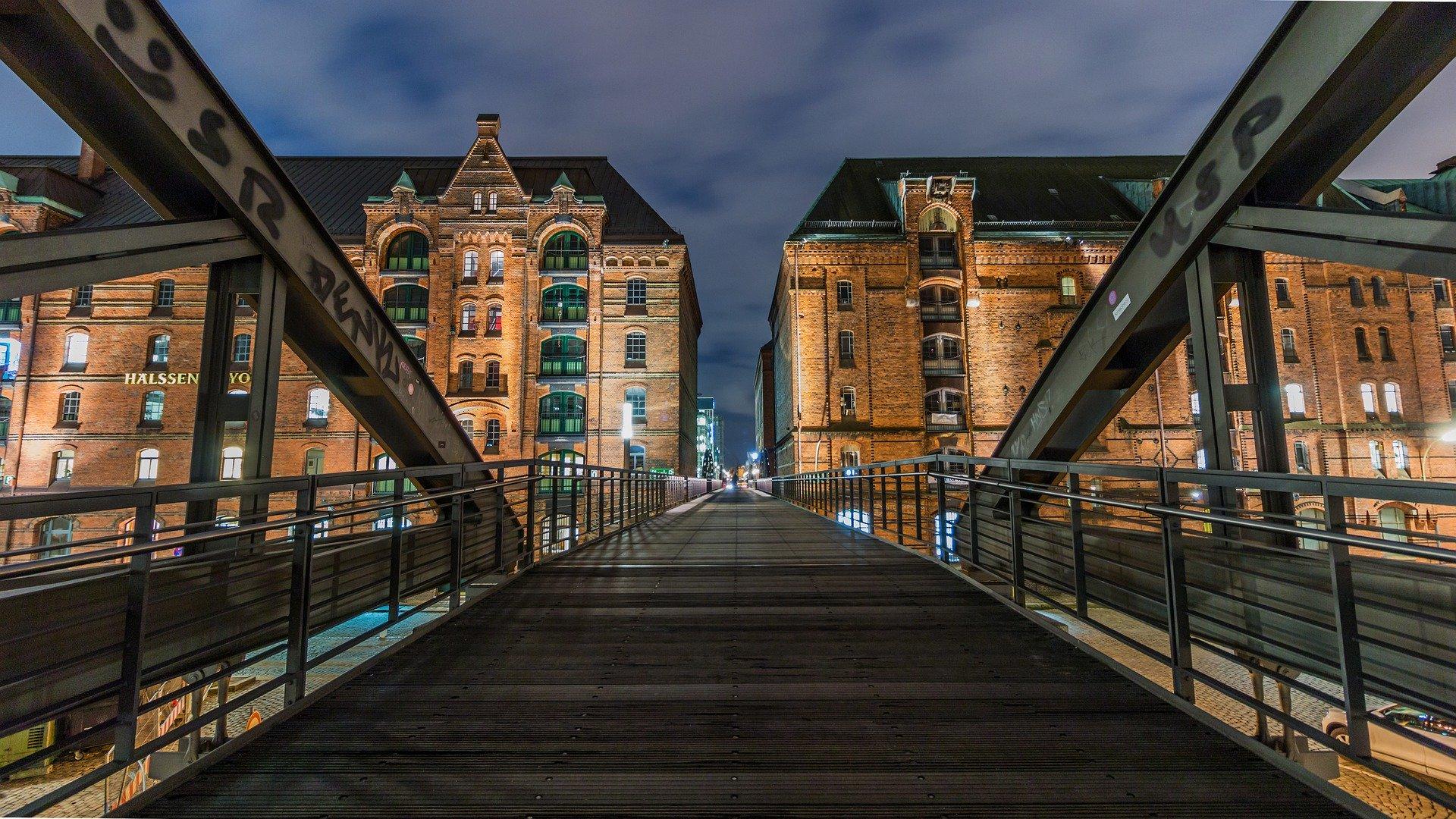 Gammel bro