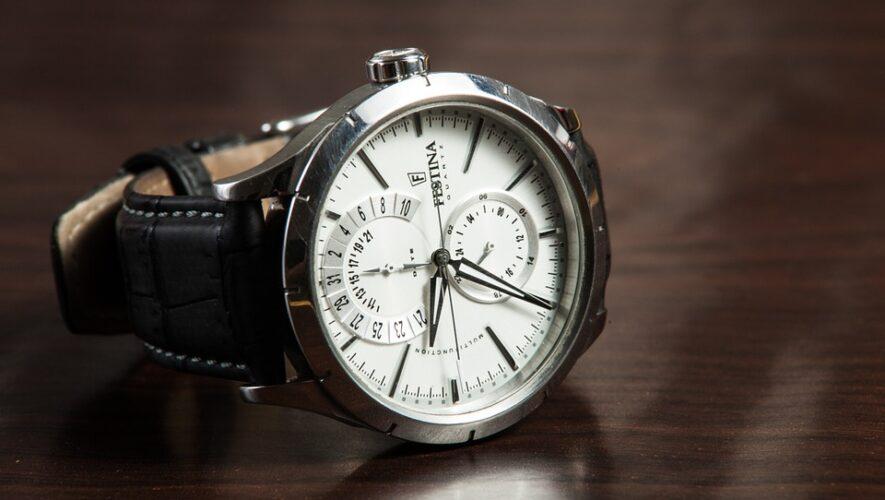 Fint armbåndsur