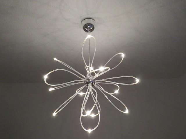 opsætning lampe