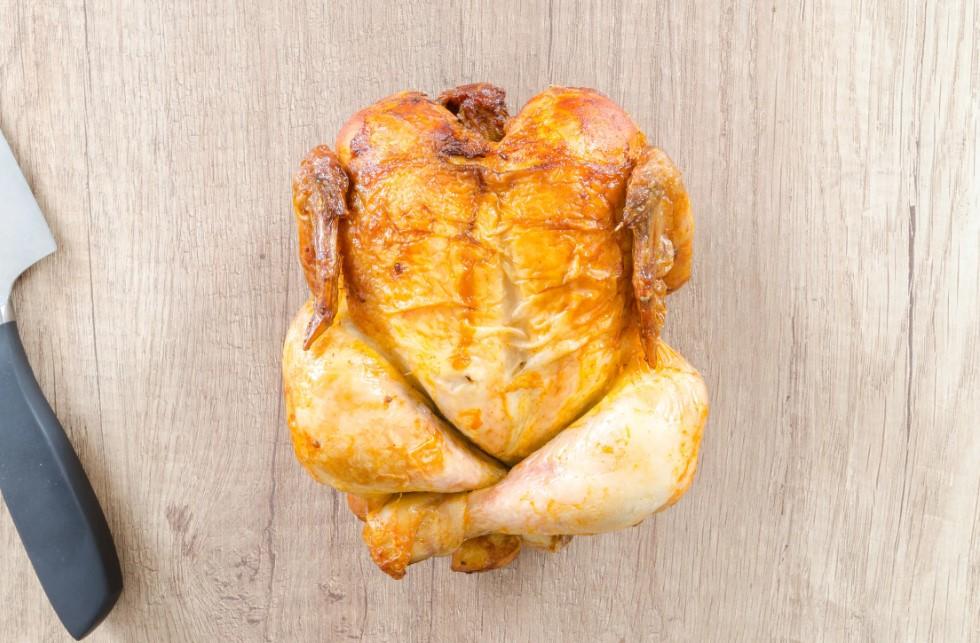 Perfekt tilberedt Kylling
