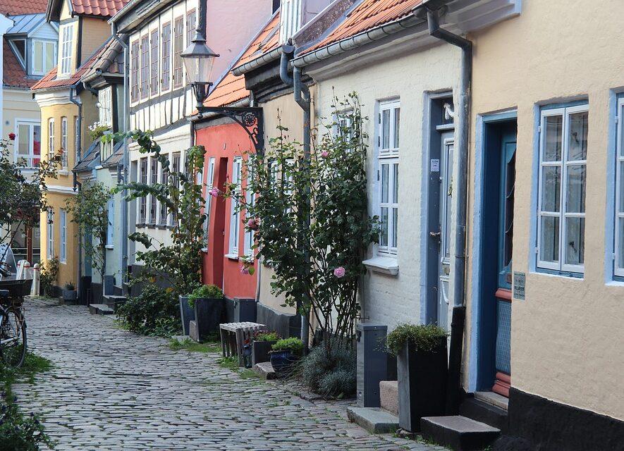 Hyggelig gade