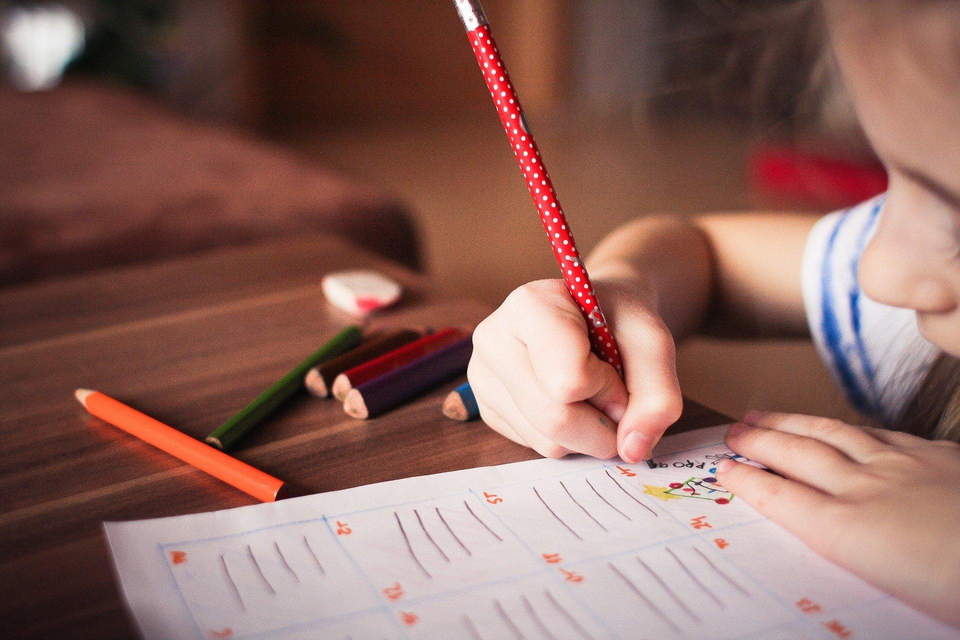 Lær dit barn kreativitet