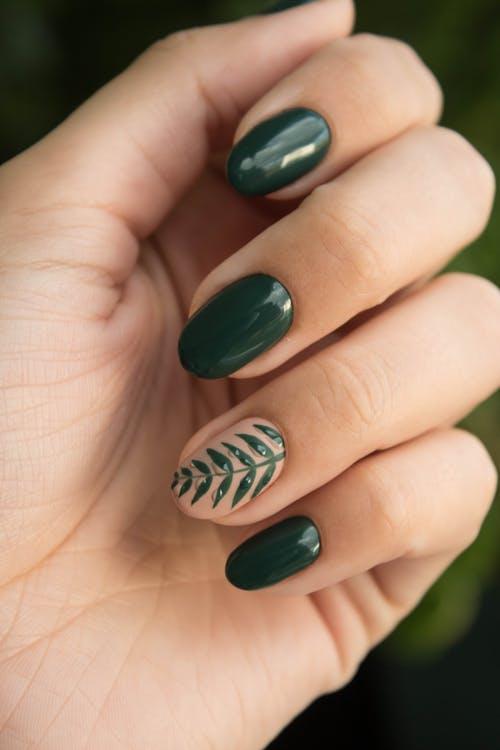 Grønne negle