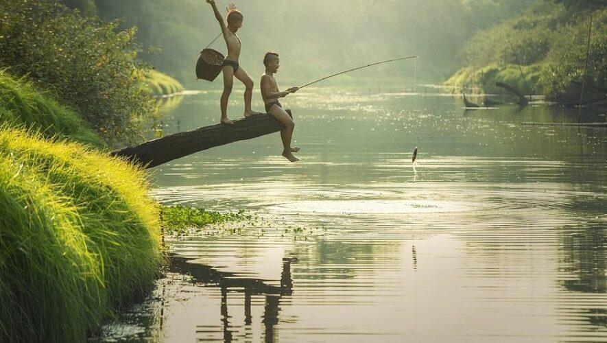 Venner fisker