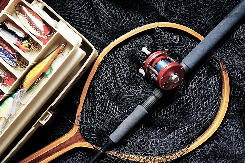 fiskeri udstyr