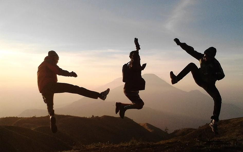 mennesker der hopper