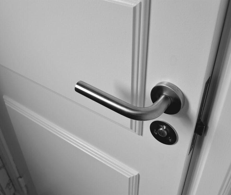 dørhåndtag